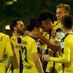 خلاصه بازی دورتموند 3-0 هامبورگ