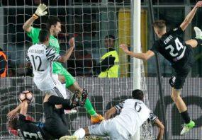 آتالانتا 2-2 یوونتوس سری آ ایتالیا