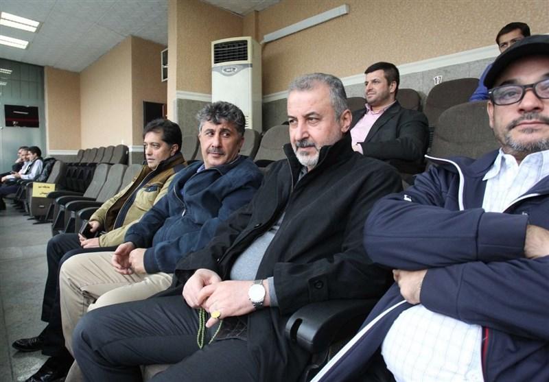 رضا درویش : دایی باعث حضور هواداران در ورزشگاه میشود