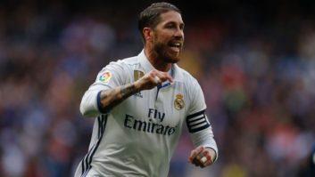 عملکرد راموس بازیکن رئال مادرید در دیدار برابر بارسلونا