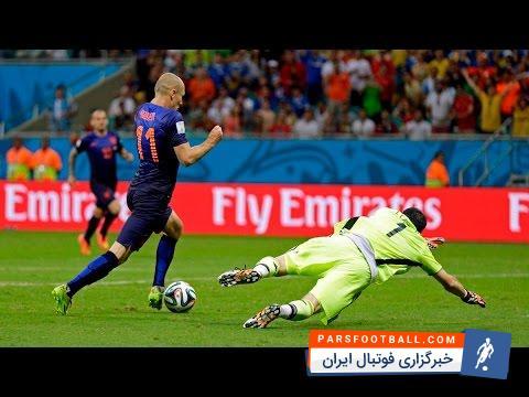 دریبل های تحقیر کننده دروازه بان ها در دنیای فوتبال ؛ پارس فوتبال اولین خبرگزاری فوتبال ایران