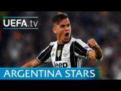5 گل برتر بازیکنان آرژانتینی در لیگ قهرمانان اروپا