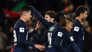 خلاصه بازی پاریس سن ژرمن 5-0 موناکو