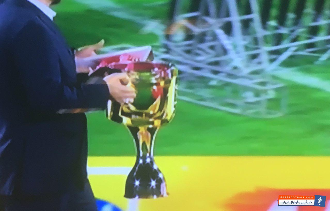 جام قهرمانی لیگ برتر فوتبال ایران