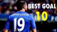 10 گل برتر دیگو کاستا برای چلسی 2014/2017