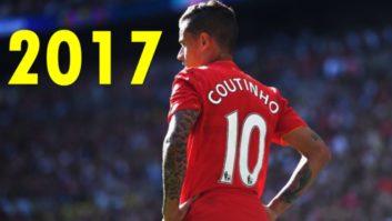 30 گل کوتینیو برای لیورپول از 2013 تا 2017 30 گل کوتینیو برای لیورپول از 2013 تا 2017