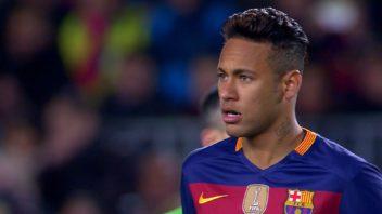 عملکرد نیمار بازیکن بارسلونا در دیدار برابر سویا