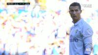 عملکرد رونالدو بازیکن رئال مادرید در دیدار برابر آلاوز