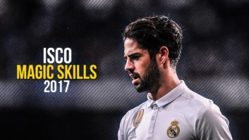 مهارت ها و گل های ایسکو بازیکن رئال مادرید 2017