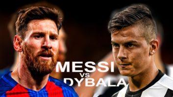 بارسلونا در برابر یوونتوس ؛ مسی در برابر دیبالا