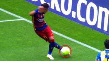 20 حرکت تماشایی نیمار ستاره بارسلونا در فصل 2016/2017