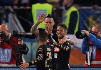 خلاصه بازی ناپولی 3-0 اودینزه سری آ ایتالیا