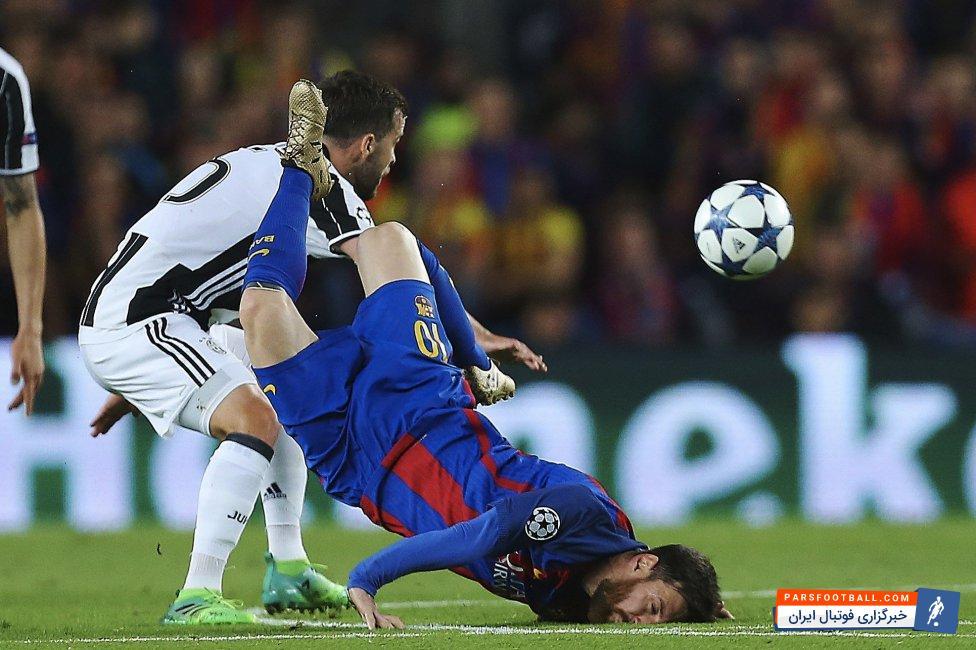 مسی بارسلونا