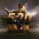 ویدیو رسمی باشگاه بارسلونا به مناسبت ۵۰۰ گله شدن لیونل مسی