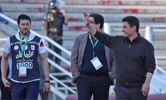 آرش نجفی : حدود 2 میلیارد بدهی خارجی داریم | خبرگزاری فوتبال ایران