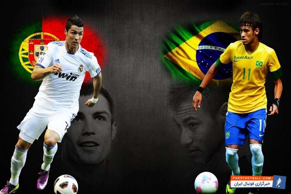 نیمار و رونالدو کدام بهترین است مقایسه عملکرد دو ستاره فوتبال اسپانیا