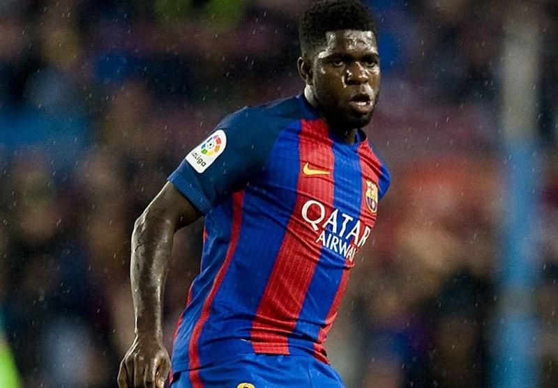 اومتیتی ؛ بارسا در فکر تمدید قرارداد اومتیتی ؛ بارسلونا می خواهد با مدافع فرانسوی تمدید کند