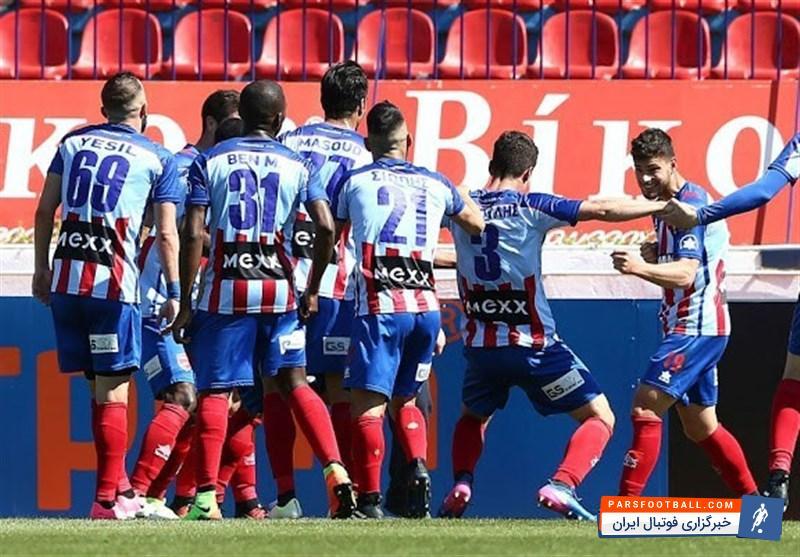 فوتبال یونان ؛ برگزاری جشن باشگاه پانیونیوس با سابقه ای 127 ساله