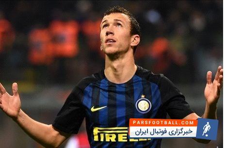 ایوان پریسیچ ؛ تقویت شایعات حضور ایوان پریسیچ به یونایتد ؛ پارس فوتبال