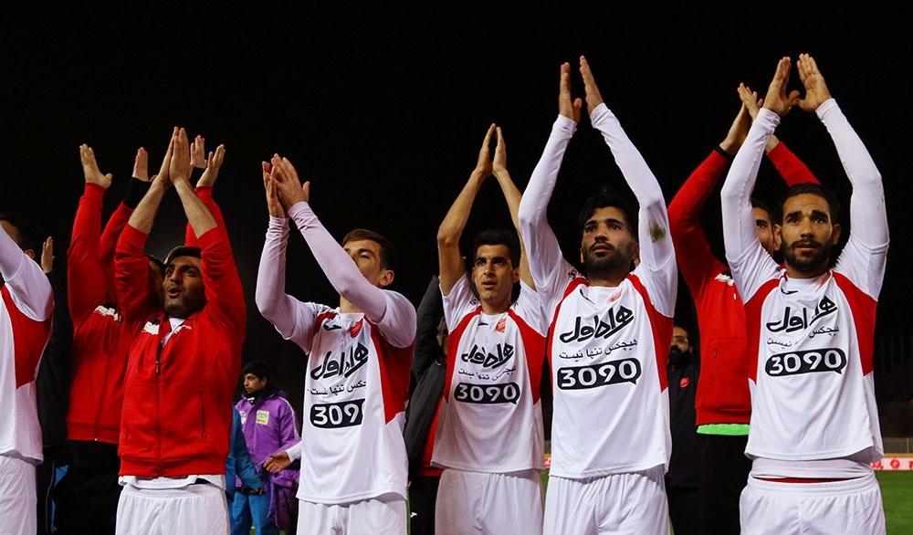 پرسپولیس - الریان ؛ رونمایی از ستاره قرمزها | اولین خبرگزاری فوتبال ایران