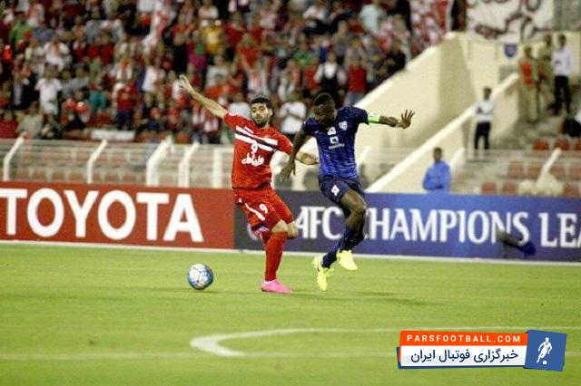 حیدر سلیمانی : داور مقتدری از سوی AFC انتخاب نشده بود