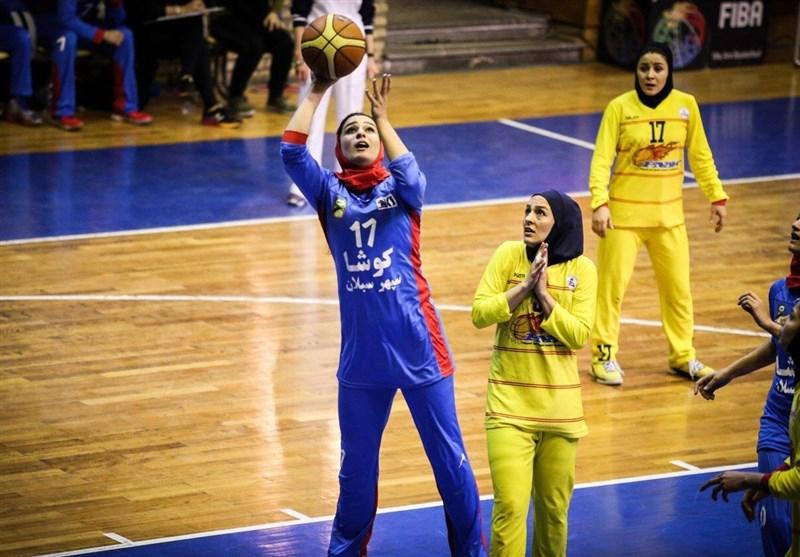 پوران عباسی : سرنوشت بسکتبال بانوان به بازی روز پنجشنبه بستگی دارد