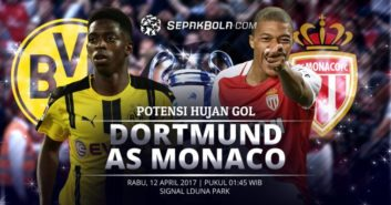 پیش نمایش دیدار دورتموند در برابر موناکو لیگ قهرمانان اروپا