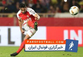 عملکرد فالکائو بازیکن موناکو در دیدار برابر تولوز