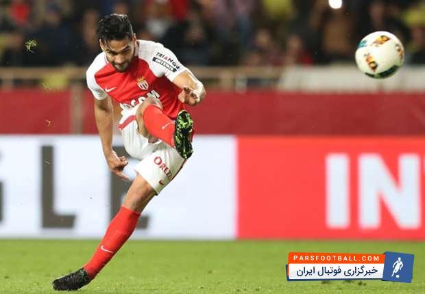 عملکرد فالکائو بازیکن موناکو در دیدار برابر تولوز؛ پارس فوتبال اولین خبرگزاری فوتبال ایران