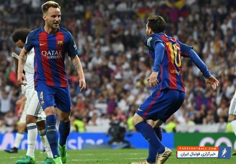 ایوان راکیتیح : بارسلونا شخصیت بالای خود را مقابل رئال نشان داد