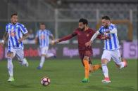 خلاصه بازی آ اس رم مقابل پسکارا در سری آ ایتالیا