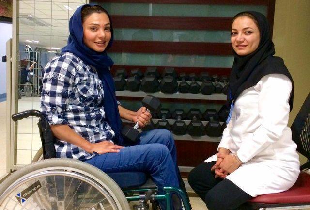 سارا عبدالملکی: می خواهم مجوز حضور در مسابقات بین المللی را کسب کنم