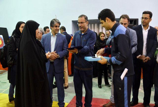 غلامرضا شعبانی بهار : ورزش کارگری کشور در حال توسعه است