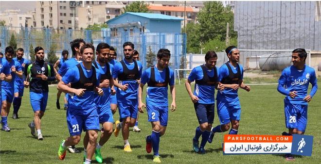 استقلال در استادیوم آزادی جشن صعود خود را برپا کرد