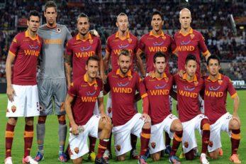 بازیکنان رم