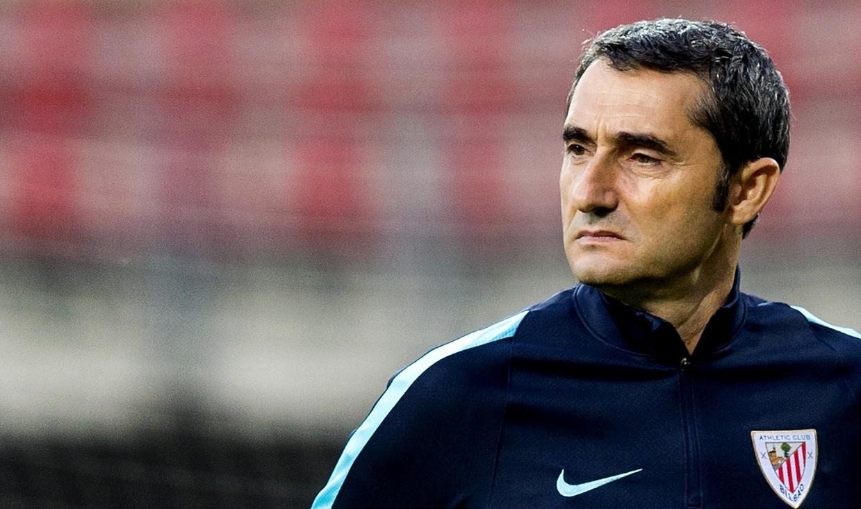 ارنستو والورده سرمربی اتلتیک بیلبائو و قبول پیشنهاد بارسلونا برای هدایت تیم بارسا