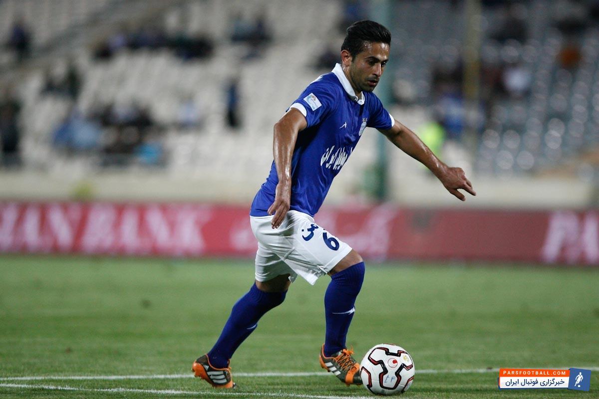 امید ابراهیمی از لیست استقلال کنار گذاشته نمی شود | خبرگزاری پارس فوتبال