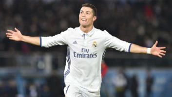 رونالدو بازیکن رئال مادرید