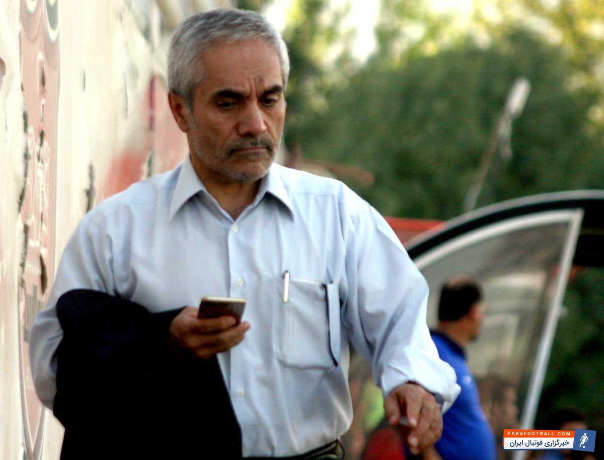 طاهری: حق پخش تلویزیونی را میخواهیم ؛ طاهری درباره حق پخش تلویزیونی گفت