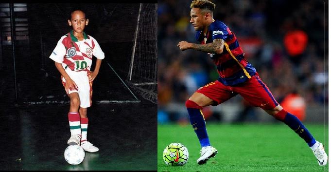 فیلم ؛ مهارت های فوق العاده نیمار ستاره برزیلی بارسلونا ؛ پارس فوتبال