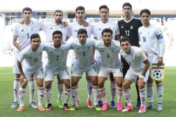 تیم ملی جوانان در مسابقات جام جهانی 2017