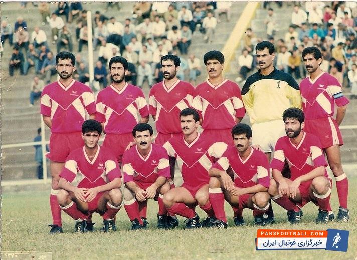 گزارش یاسر اشراقی از صعود تیم فوتبال سپیدرود رشت به لیگ برتر خلیج فارس