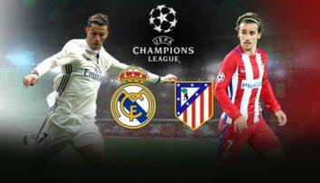 خلاصه بازی رئال مادرید و اتلتیکومادرید