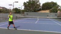 سرویس های دیدنی در دنیای تنیس