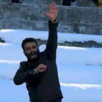 حرکات جالب نظرمحمدی سرمربی سپیدرود رشت