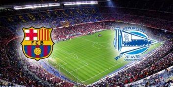 پیش نمایش دیدار بارسلونا برابر آلاوز