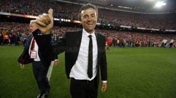 حواشی آخرین هدایت بارسلونا توسط انریکه