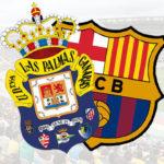 خلاصه بازی لاس پالماس و بارسلونا