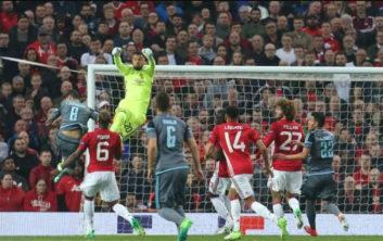 عملکرد رومرو بازیکن منچستریونایتد در دیدار برابر سلتاویگو