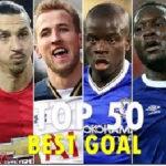 50 گل برتر لیگ جزیره 2016/2017 بخش 1